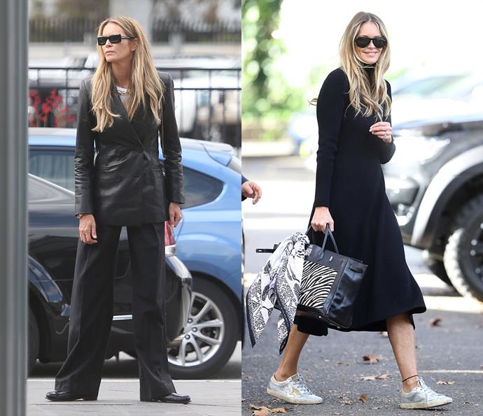 ***Elle Macpherson***<br><br> Perfectly-fitted knitwear, incredible accessories and her ever-present sunglasses secure Elle Macpherson's spot at the top of our best-dressed list.