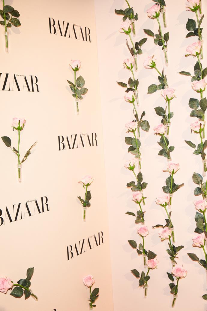 The Beauty BAZAAR social space.