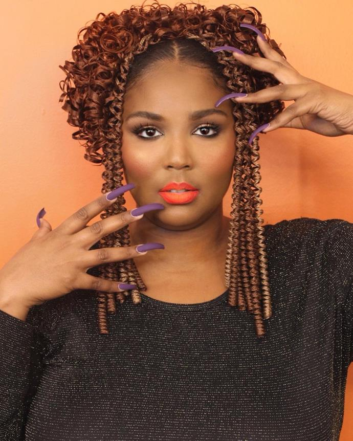 **Lizzo**<br><br>