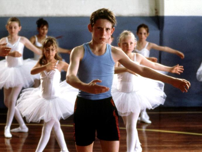 ***Billy Elliot* (11/10/2019)** <br><br> A talented young boy becomes torn between his unexpected love of dance and the disintegration of his family.