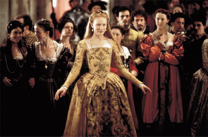 ***Elizabeth* (11/10/2019)** <br><br> The early years of the reign of Elizabeth I of England and her difficult task of learning what is necessary to be a monarch.