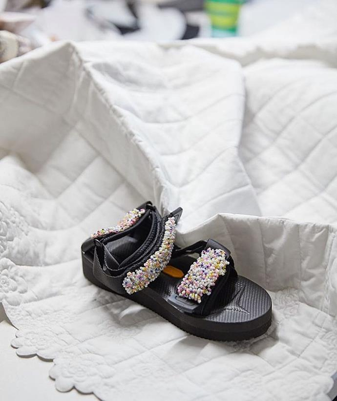 "**The Podiatry Sandal**<br><br>  ""The Chanel Velcro slides are still going strong but in case you can't hunt them down, the Cecilie Bahnsen ones are the next best thing. Wear it with a feminine dress for contrast,"" said Tran."