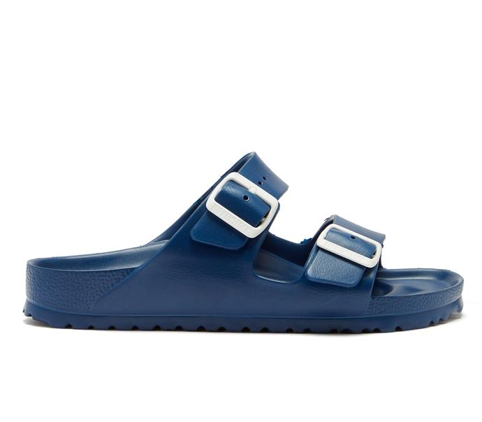 "Arizona Eva rubber sandals by Birkenstock X Il Dolce far Niente, approx. $147 AUD from [MATCHESFASHION.COM](https://www.matchesfashion.com/products/Birkenstock-x-Il-Dolce-Far-Niente-Arizona-Eva-rubber-sandals-1279385|target=""_blank""