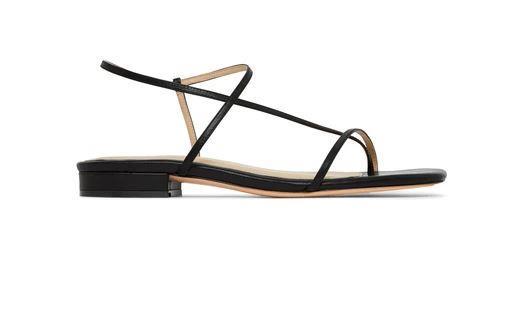 "'1.2' sandal by Studio Amelia, $350 from [Studio Amelia](https://studioamelia.co/collections/studio-amelia-sandals/products/1-2-black|target=""_blank""