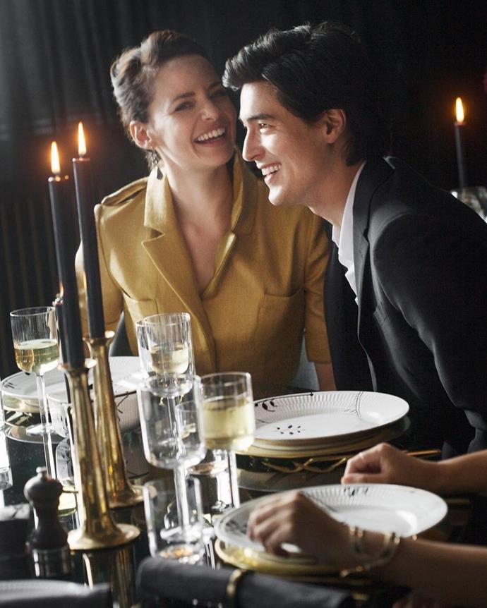 "**Deciding on dinner party etiquette**<br><br>  In this day and age, it can feel like 'anything goes' in terms of etiquette, and in a way, this is somewhat correct. From looser [dress codes](https://www.harpersbazaar.com.au/bazaar-bride/smart-casual-wedding-dress-code-19222|target=""_blank"") to the use of social media as our primary form of communication, things have certainly evolved in recent years.<br><br>   That being said, it's worth considering the etiquette for your event ahead of time, particularly around the use of phones on the night.<br><br>  While you mightn't want to be a dinner party dictator and tell your guests to leave their phones in a bowl at the door (within reason, this may not work for people with children or those on-call for work), it is something worth considering.<br><br>  According to etiquette expert Daniel Post Senning from The Emily Post Institute, phones have no place at the dinner table.<br><br>  ""We are programmed to respond to these devices,"" he told [*The Washington Post*](https://www.washingtonpost.com/