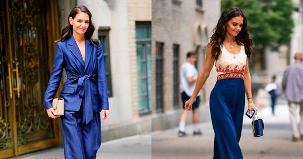 Tracking Katie Holmes' Elegant Post-Breakup Style | Harper's BAZAAR Australia