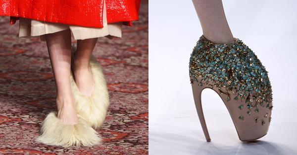 11 Crazy Designer Shoes That Are Like Works Of Art | Harper's BAZAAR Australia