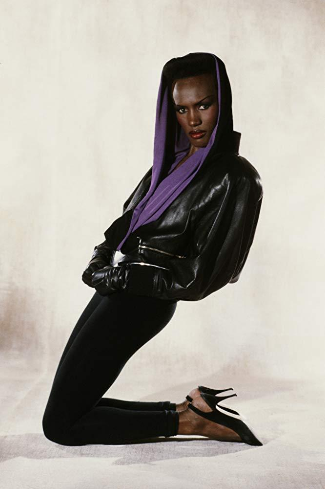 Grace Jones as May Day in *A View To Kill*.<br><br>  *Image via IMDb*