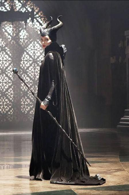 Angelina Jolie as Maleficent in *Maleficent*.<br><br>  *Image via IMDb*