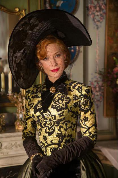 Cate Blanchett as the Stepmother in *Cinderella*.<br><br>  *Image via IMDb*