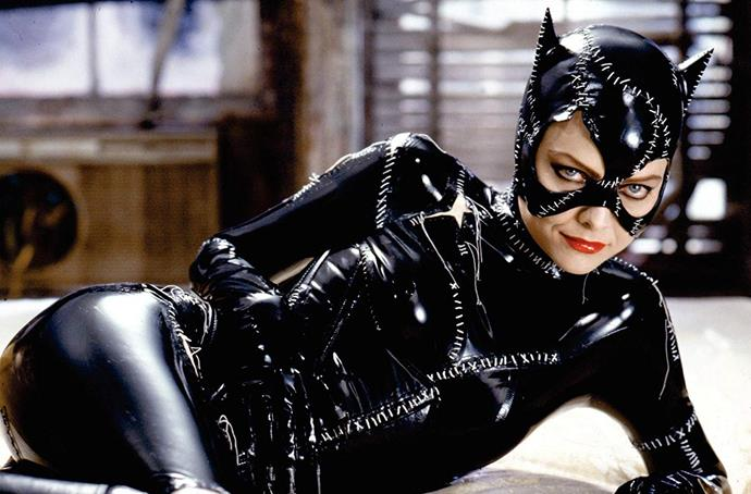 Michelle Pfeiffer as Catwoman in *Batman Returns*.<br><br>  *Image via IMDb*