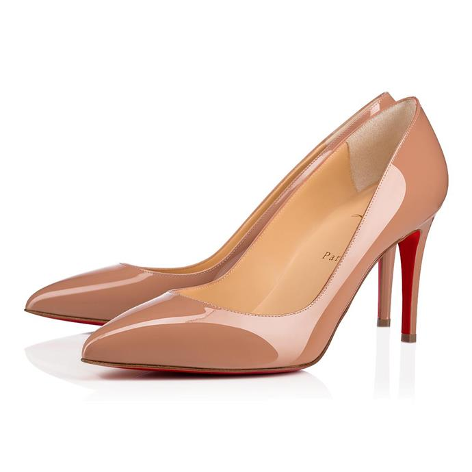 "***The Go-To Nude Heel***<br><br>  'Pigalle' 85mm pump by Christian Louboutin, $975 from [Christian Louboutin](http://asia.christianlouboutin.com/au_en/shop/women/pigalle-3.html|target=""_blank""