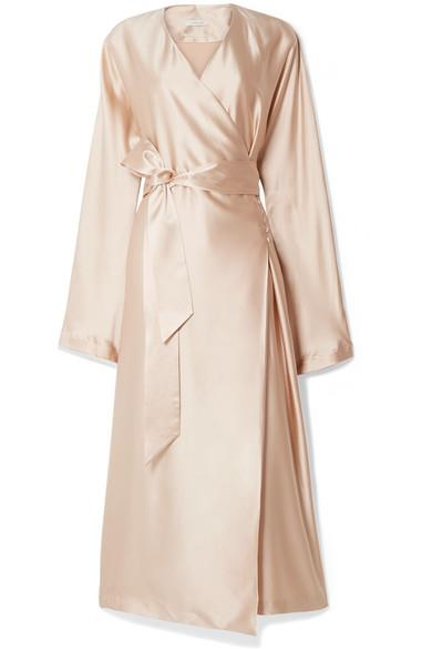 "***A throw-on-and-go dress***<br><br>  'Eleni' belted silk-satin wrap dress by La Collection, $1,321.89 from [NET-A-PORTER](https://www.net-a-porter.com/au/en/product/1172587/La_Collection/eleni-belted-silk-satin-wrap-dress|target=""_blank""