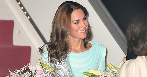 Kate Middleton Channels Princess Diana On Pakistan Tour | Harper's BAZAAR Australia