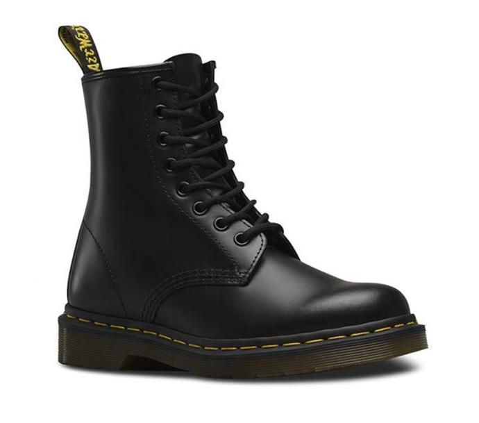 "***Dr. Martens***<br><br>  1460 Smooth by Dr. Martens $259.99 from [Dr. Martens](https://www.drmartens.com.au/1460-smooth.html#93=3619|target=""_blank""