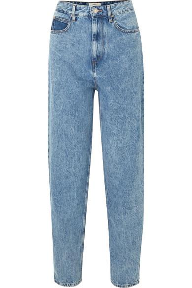 "***A pair of mom jeans***<br><br>  Corsyj high-rise tapered jeans by Isabel Marant Étoile, $420 from [NET-A-PORTER](https://www.net-a-porter.com/au/en/product/1153698/Isabel_Marant_Etoile/corsyj-high-rise-tapered-jeans|target=""_blank""