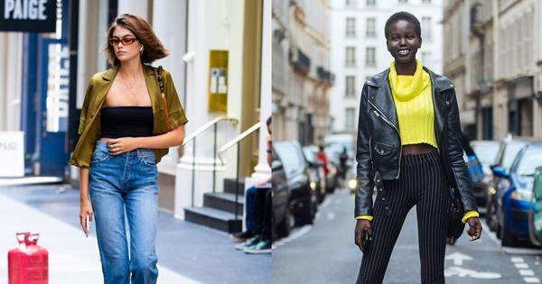 7 Model Wardrobe Essentials: Off-Duty Staples Models Love | Harper's BAZAAR Australia