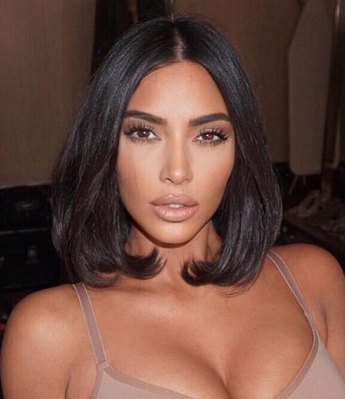 "Kim Kardashian West<br><br>  *Image via [@chrisappleton1](https://www.instagram.com/p/By3J1vMhvOA/|target=""_blank""