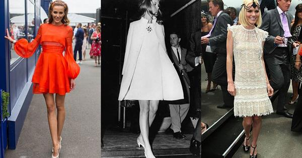 The Most Iconic Spring Racing Looks of All Time | Harper's BAZAAR Australia