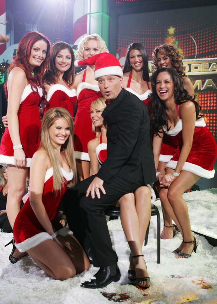 A *Deal or No Deal* Christmas special in 2006.