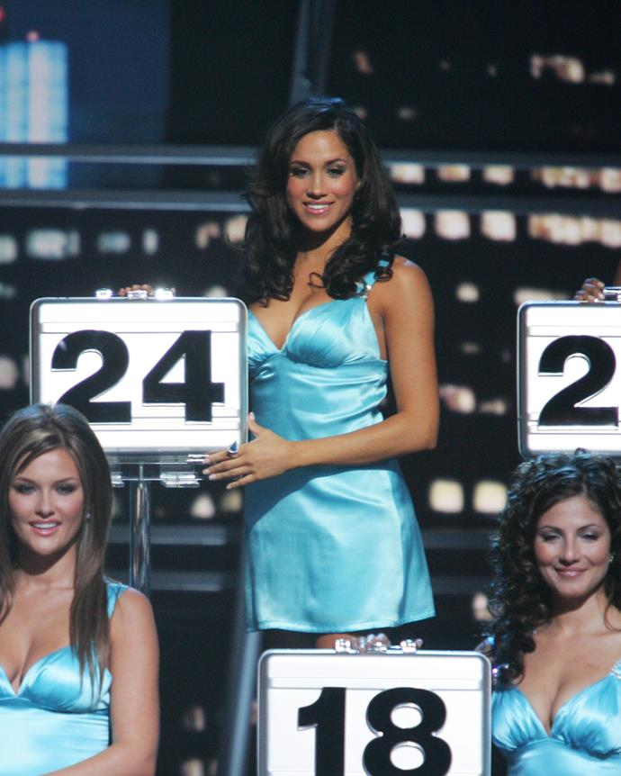 From her *Deal or No Deal* days in 2006.