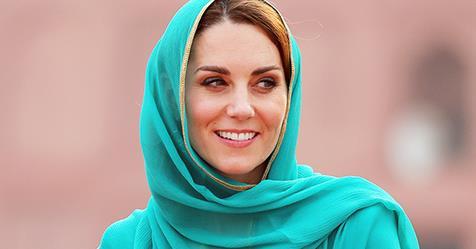 Everything Kate Middleton Has Worn On Her Pakistan Tour So Far | Harper's BAZAAR Australia