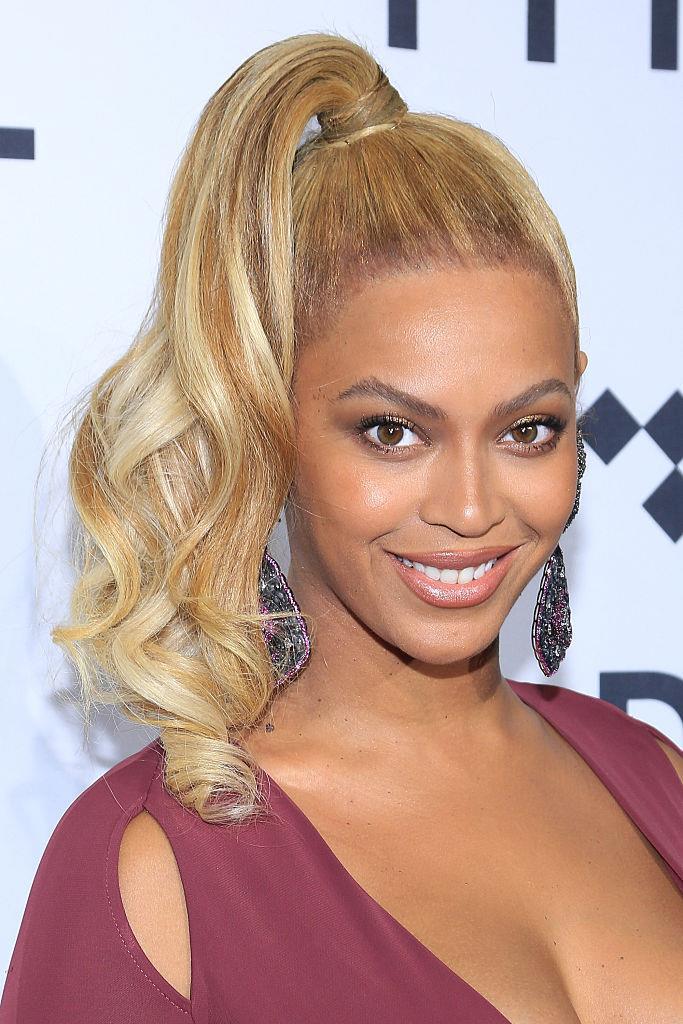 **2. Beyoncé: 92.44 per cent Golden Ratio score**