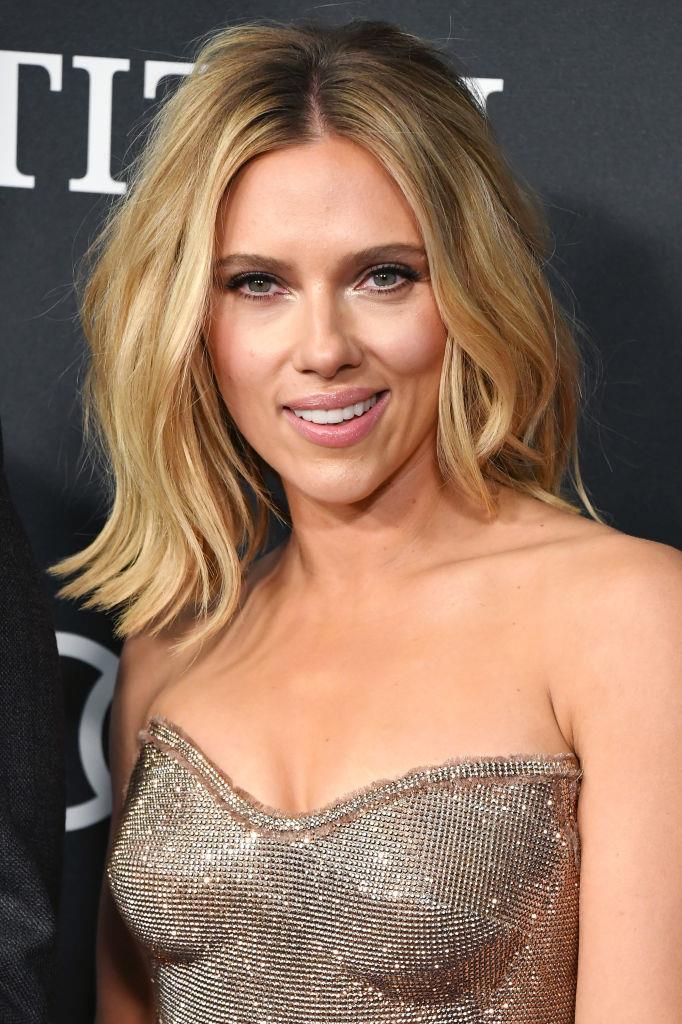 **7. Scarlett Johansson: 90.91 per cent Golden Ratio score**