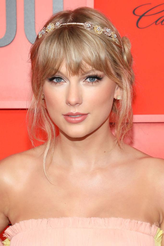 **5. Taylor Swift: 91.64 per cent Golden Ratio score**