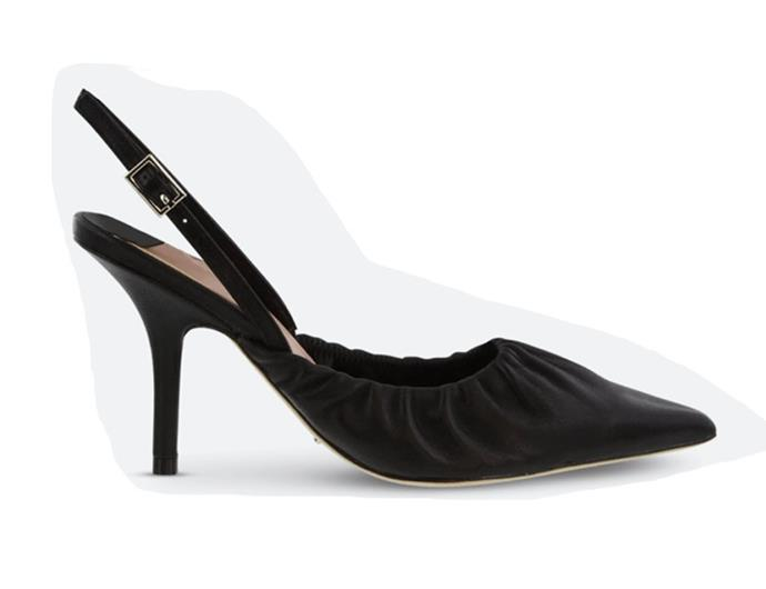 "Pumps by [Tony and Bianco](https://www.tonybianco.com/collections/closed-toe-heels/products/eska-black-sheep-nappa-heels|target=""_blank""