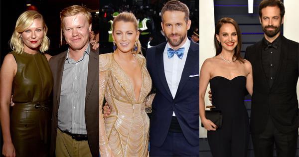 15 Celebrity Couples Who Met On Set   Harper's BAZAAR Australia