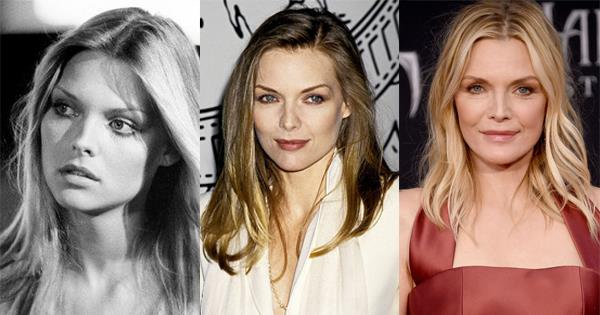 Michelle Pfeiffer's Before And After Beauty Evolution | Harper's BAZAAR Australia