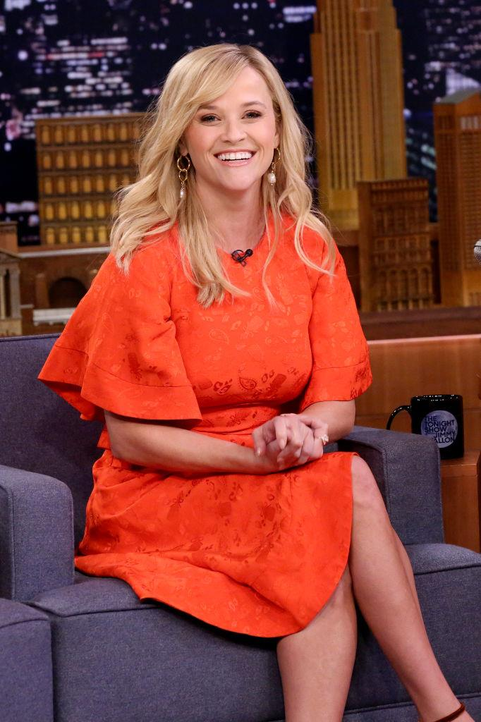"**Reese Witherspoon** <br><br> Witherspoon hasn't explicitly used the words ""intermittent fasting"" to discuss her diet, but told *Radio Times* in 2019 that, like her *Morning Show* co-star Jennifer Aniston, she only consumes fluids (i.e. coffee and ""green juice"") in the mornings."