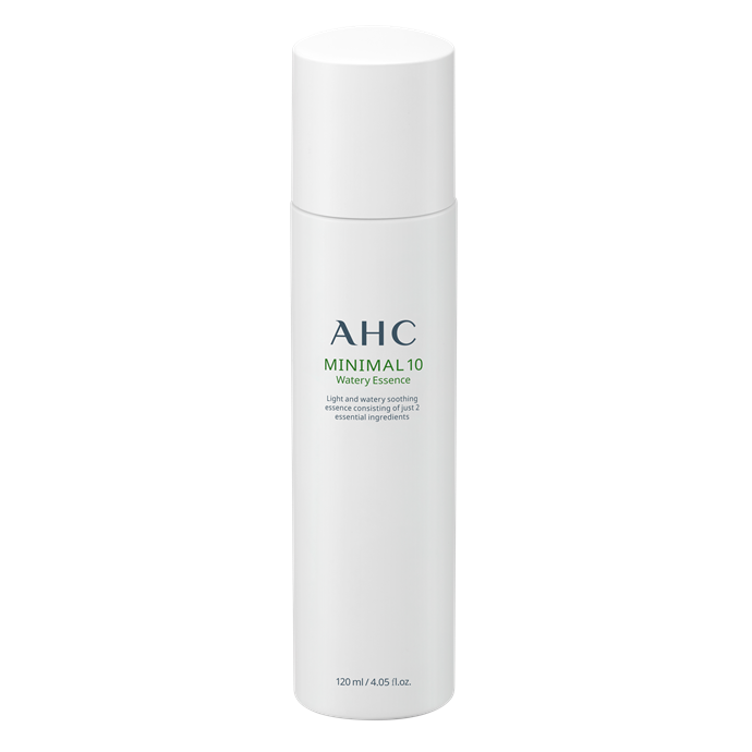 """**AHC Minimal 10 Watery Essence** <br></br> Essences are a non-negotiable in Korean skincare regimes, but it's a step most of us skip. That being said, there are certainly benefiting to incorporating the right one into your routine, and AHC's Minimal 10 Watery Essence is not your ordinary option. Containing just two ingredients, the highly concentrated formula delivers hydration and soothes inflammation, leaving skin looking plump and firm. <br></br> *AHC Minimal 10 Watery Essence, $59 at [Myer](https://www.myer.com.au/p/ahc-minimal-10-essence-120ml