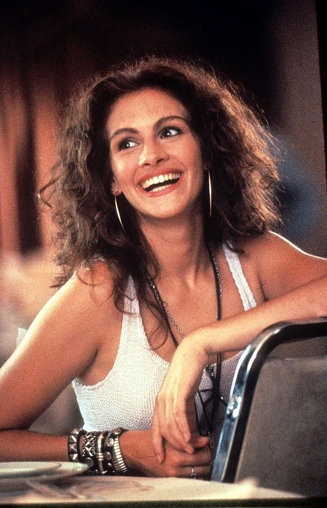 In *Pretty Woman* in 1990.