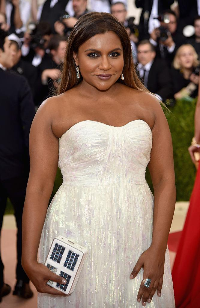 "**Mindy Kaling** <br><br> *The Office*'s Mindy Kaling has apparently tried an intermittent fasting diet, if a humorous [tweet](https://twitter.com/mindykaling/status/1035734459352371207|target=""_blank""