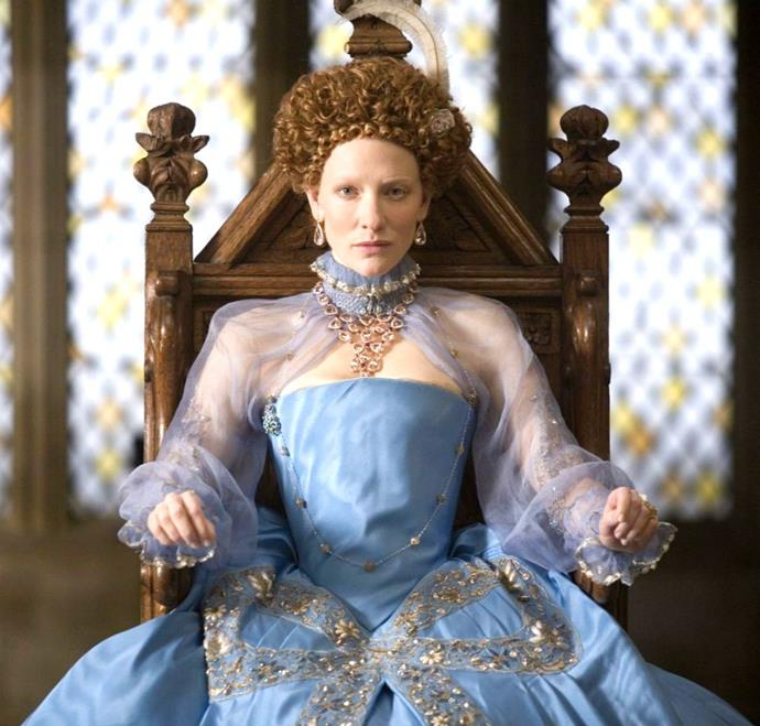 ***Elizabeth: The Golden Age***<br><br>  In the sequel to *Elizabeth*, Cate Blanchett reprised her role as the English queen, depicting the many crises she endured later in her reign, including court intrigue, romantic drama and an assassination plot.