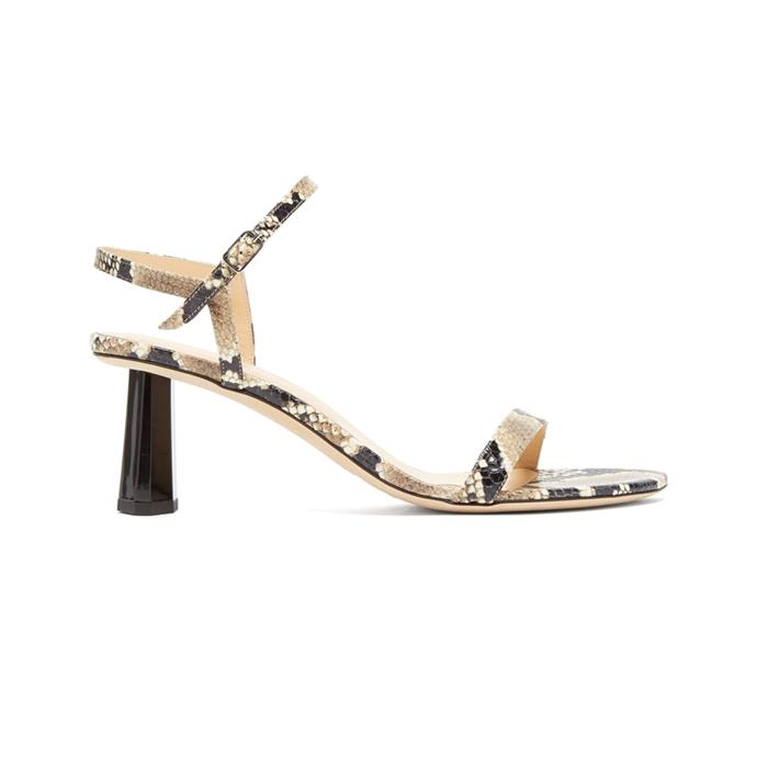 """***Animal Kingdom***<br><br> Sandals by By Far, $677 at [MATCHESFASHION.COM](https://www.matchesfashion.com/au/products/1294675 target=""""_blank"""" rel=""""nofollow"""")."""