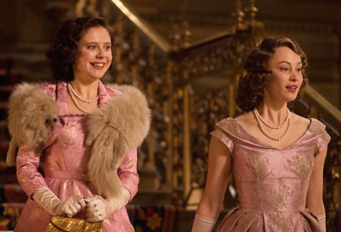 ***A Royal Night Out***<br><br>  A joyous film that's perfect for a night in, the film is set on Victory in Europe day in 1945, with peace extending right across Europe. Princesses Elizabeth and Margaret are permitted to leave the palace and join the celebrations for what becomes a tale of excitement, danger and the first sparks of romance.
