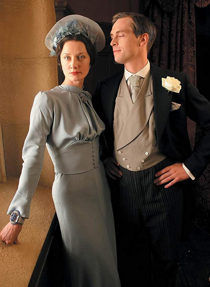 "***Wallis and Edward***<br><br>  In 1936, Edward VIII famously abdicated the throne to marry the love of his life, Wallis Simpson, a twice-divorced American, a [royal scandal](https://www.harpersbazaar.com.au/celebrity/british-royal-family-scandals-16061|target=""_blank"") that was heard the world. *Wallis and Edward* is a retelling of their romance, told through Simpson's eyes."