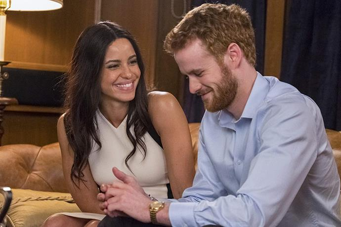 ***Harry and Meghan: A Royal Romance***<br><br>  Equally 'guilty'? This amusing film about Prince Harry and Meghan Markle's highly publicised courtship, from being set up by their friends to the intense media attention that came afterwards.