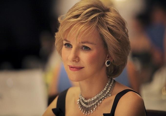 ***Diana***<br><br>  Although the film was largely panned for its inaccuracies, Australian actress Naomi Watts' performance as the late Princess of Wales in the last two years of her life was widely praised by critics around the world.