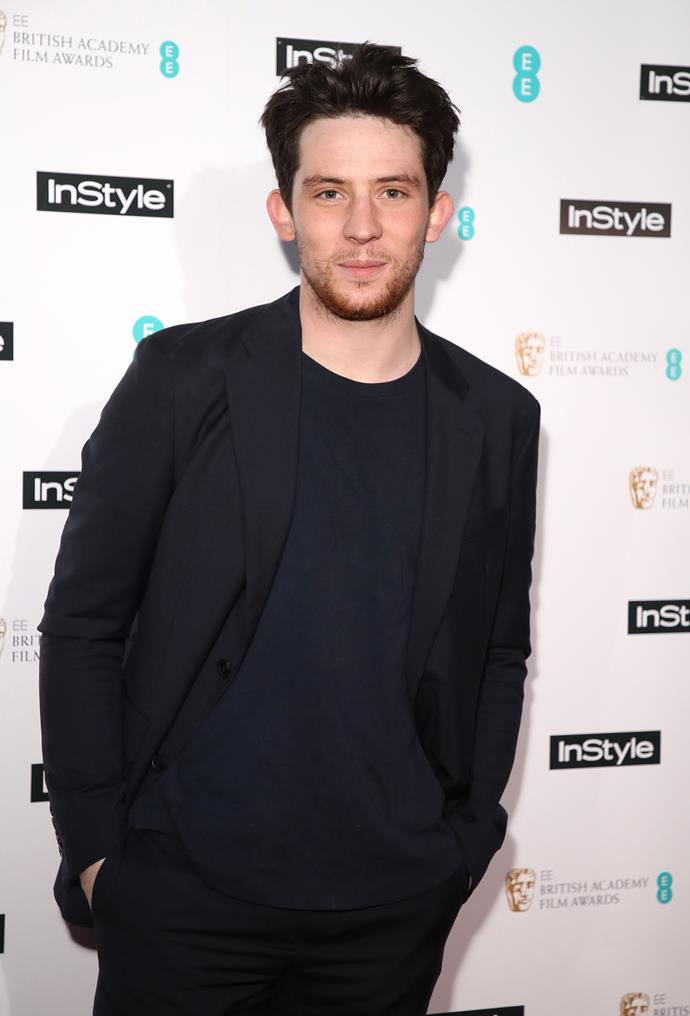 **Josh O'Connor** will be joining 'The Firm' as Prince Charles in season three. As of right now, he doesn't appear to be linked to anyone.