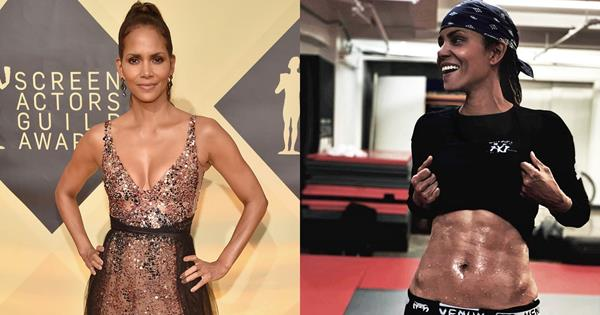 halle berry and ketogenic diet