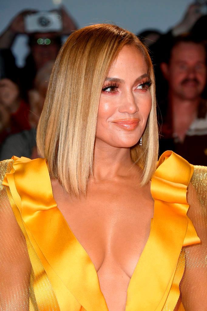 Jennifer Lopez at the Toronto Film Festival in September 2019.