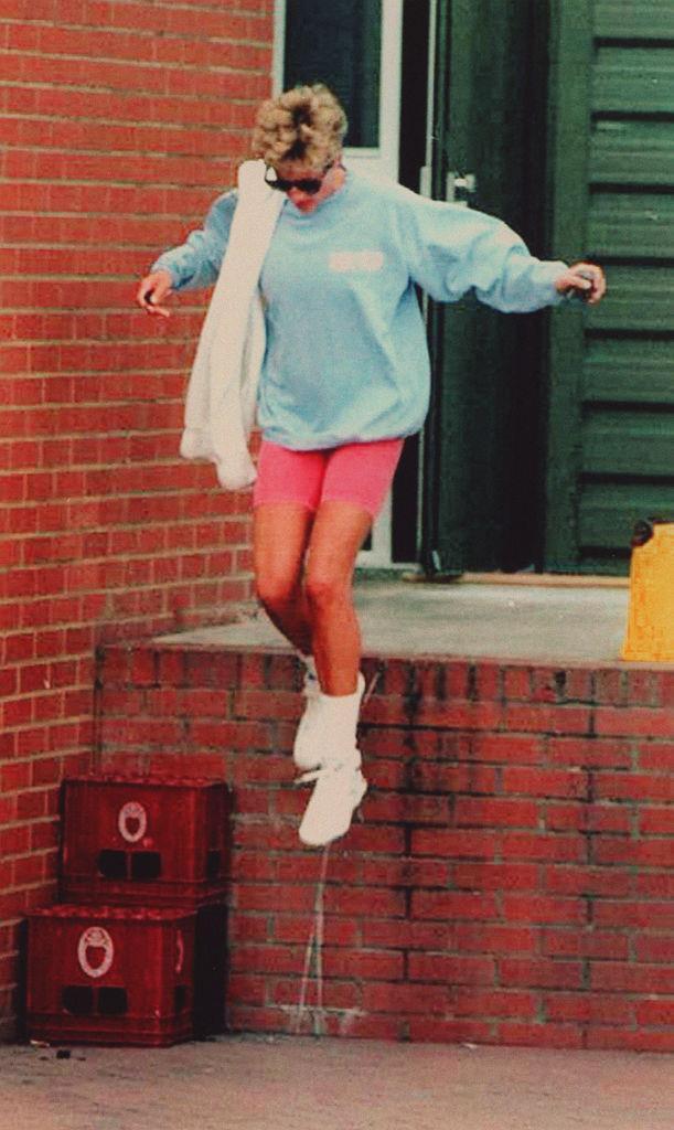 Diana, Princess of Wales, 1994