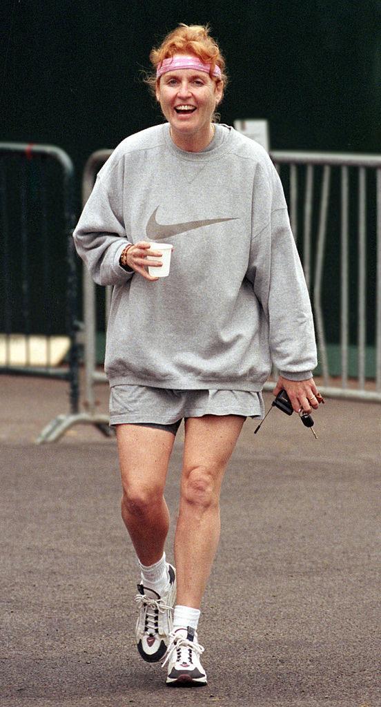 Sarah, Duchess of York, 1997