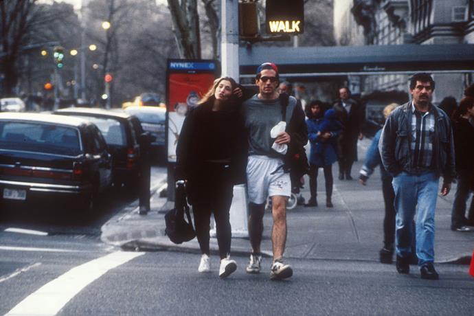 Carolyn Bessette-Kennedy and John F. Kennedy, Jr., 1996