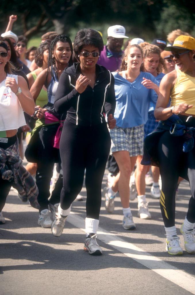 Oprah Winfrey, 1995