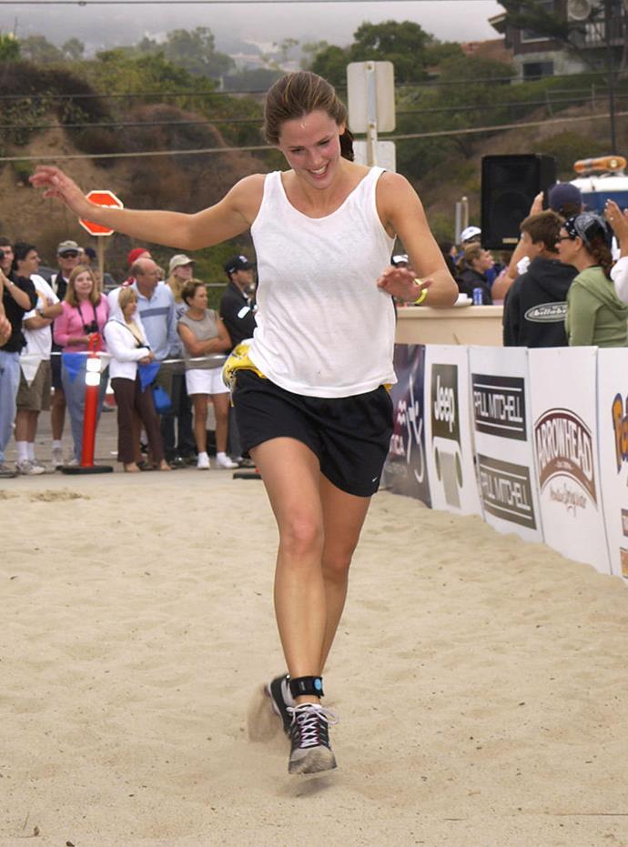 Jennifer Garner, 2003
